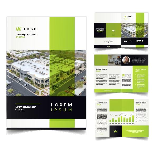 Flyer and brochure design in Las Vegas, Nevada.